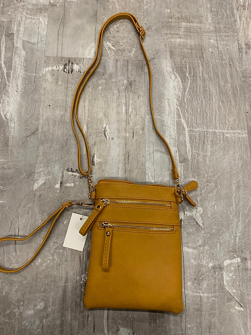 Camel cross body