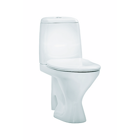 Porsgrund Trevi gulvstående WC