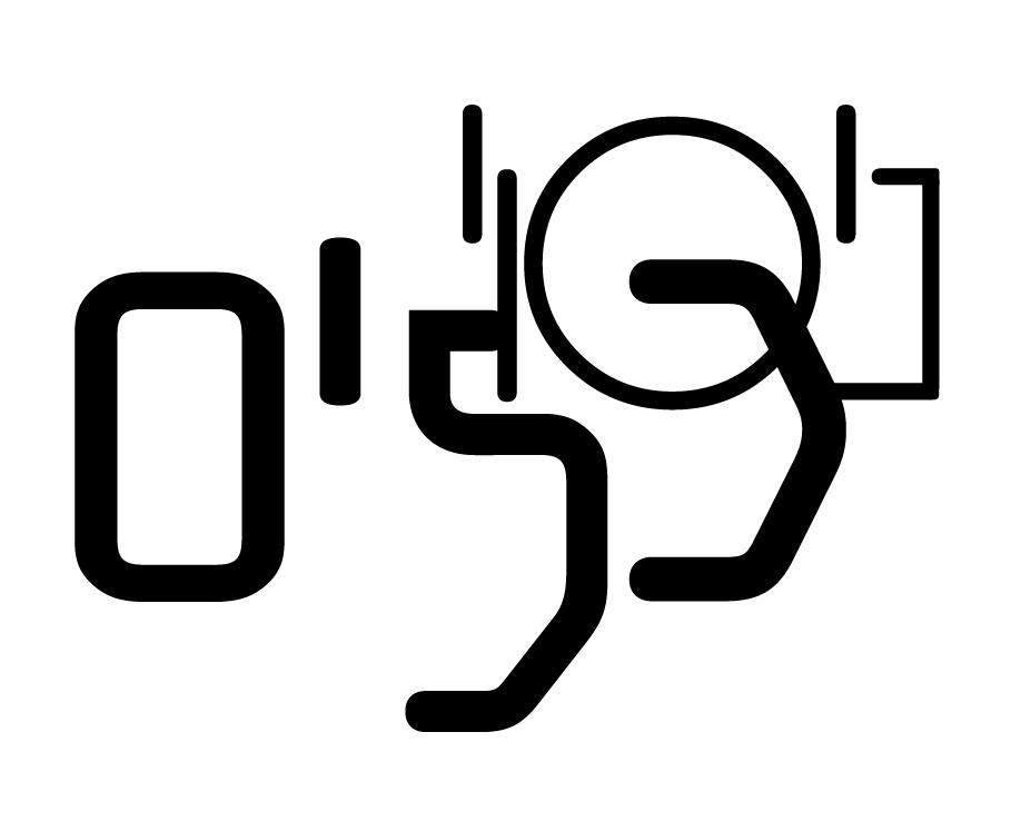 logo for experimental music festival