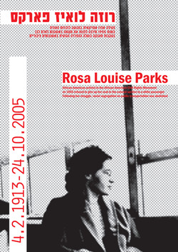 ROsa Louise Parks poster