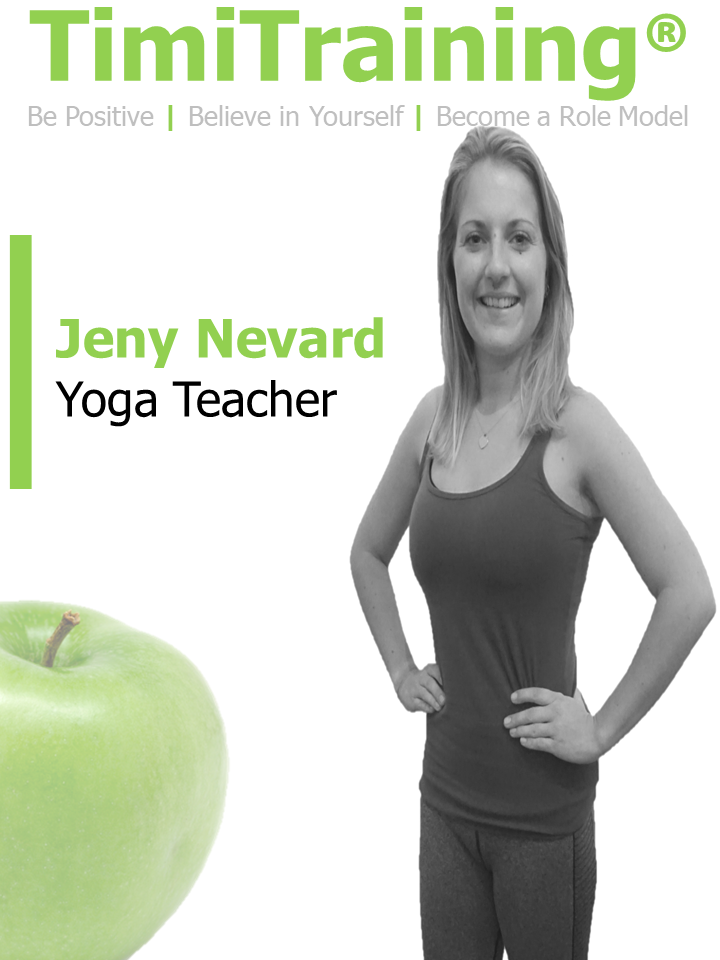 Yoga Teacher Shoreditch