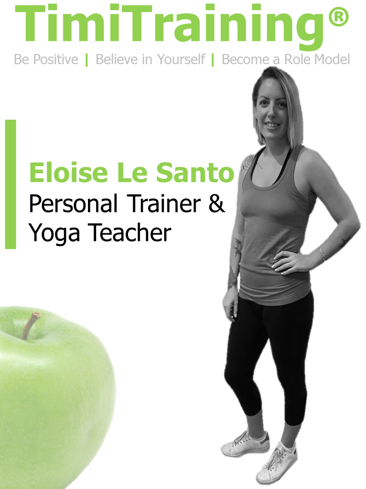 Personal Trainer Shoreditch- Eloise