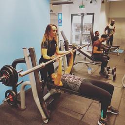 Anais Cortes Personal Trainer 3 | TimiTraining