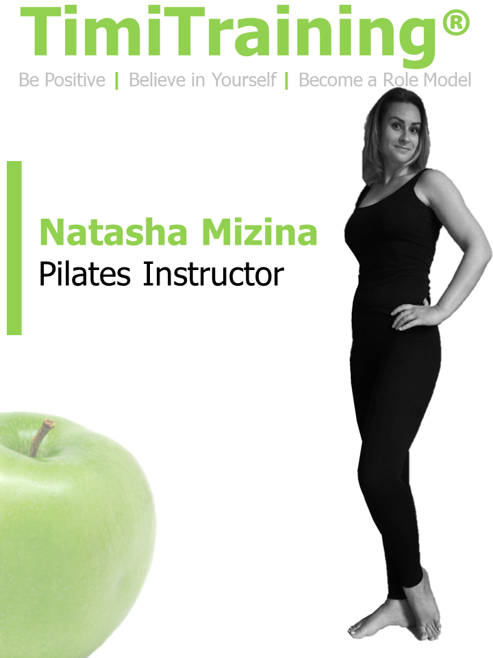 Pilates Instructor Bond Street