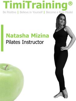 Pilates Instructor Hackney