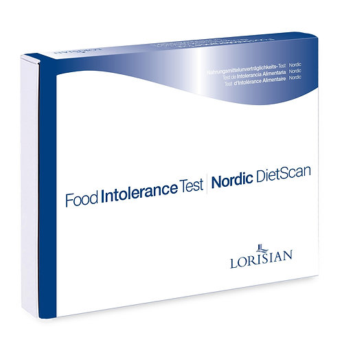 Nordic Diet Food Intolerance Testing Kit by Lorisian