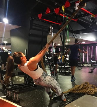 Michelle Martinez 15 | TimiTraining