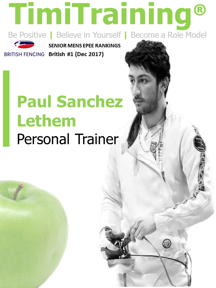 Personal Trainer Shoreditch- Paul