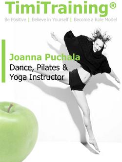 Yoga Teacher Kingston - Joanna