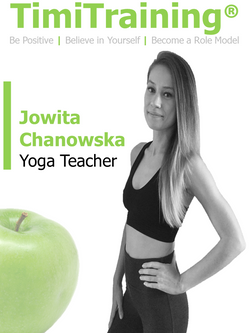 Yoga Teacher Kingston - Jowita