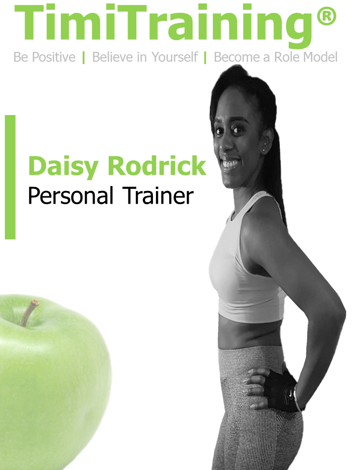 Personal Trainer Shoreditch- Daisy