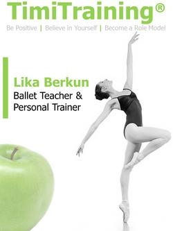 Personal Trainer Kingston - Lika