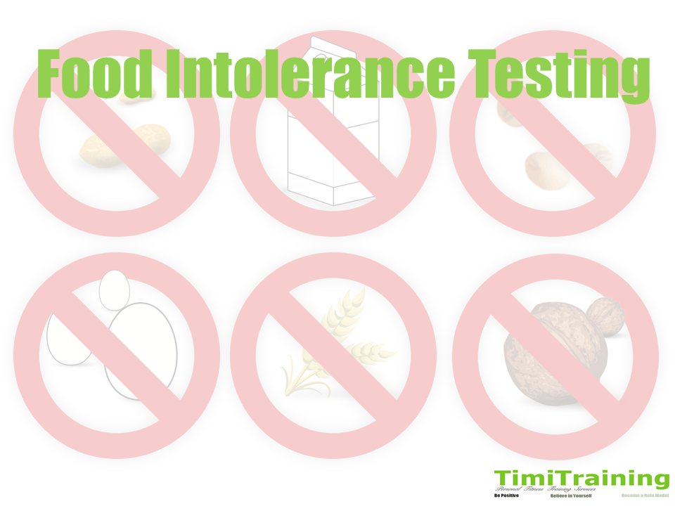 Food Intolerance Test Bromley
