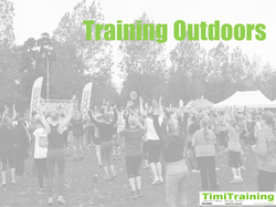 Training Outdoors Muswell Hill