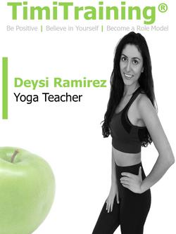 Yoga Teacher Hampstead