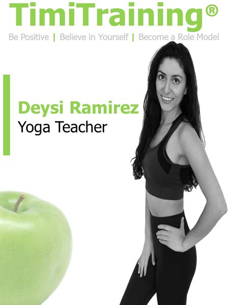 Deysi Ramirez | TimiTraining