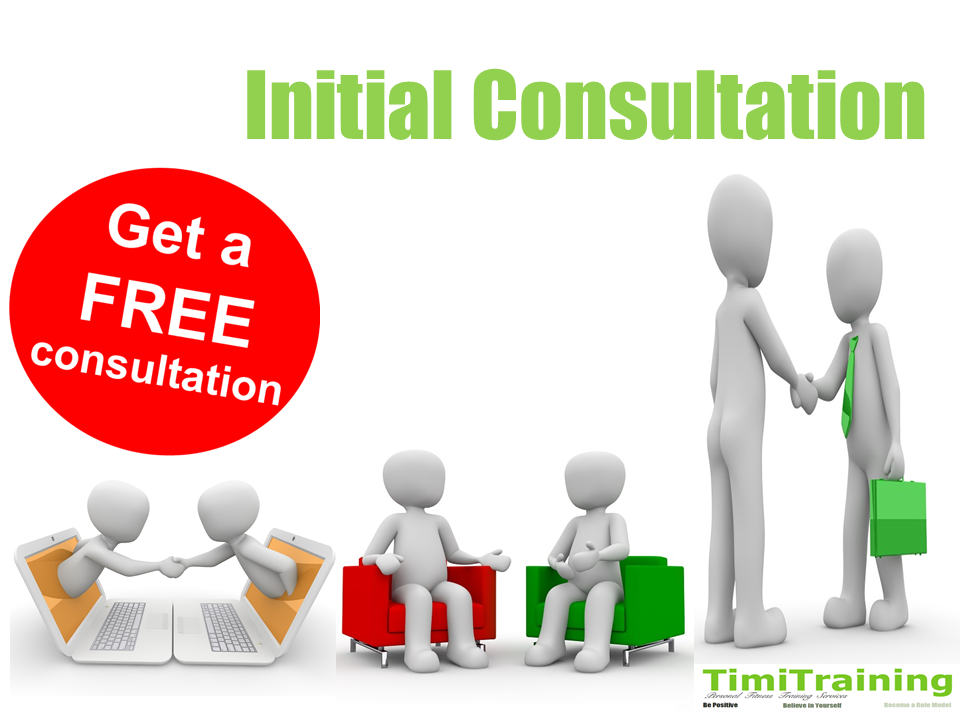 Initial Consultation in Bromley