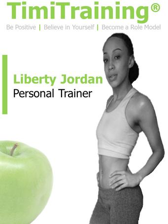 Liberty Jordan | TimiTraining