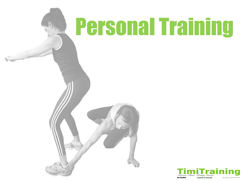 10 x 1 hour mobile Personal Training🍏 TimiTraining®