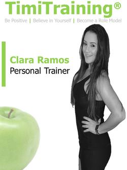 Personal Trainer Kingston - Clara