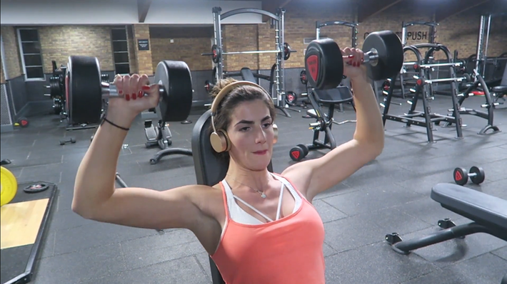 Sofia Shamimi Personal Trainer 5   TimiTraining