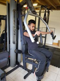 Jairam Patel 12 | TimiTraining
