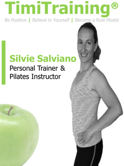 Personal Trainer Kingston - Silvie