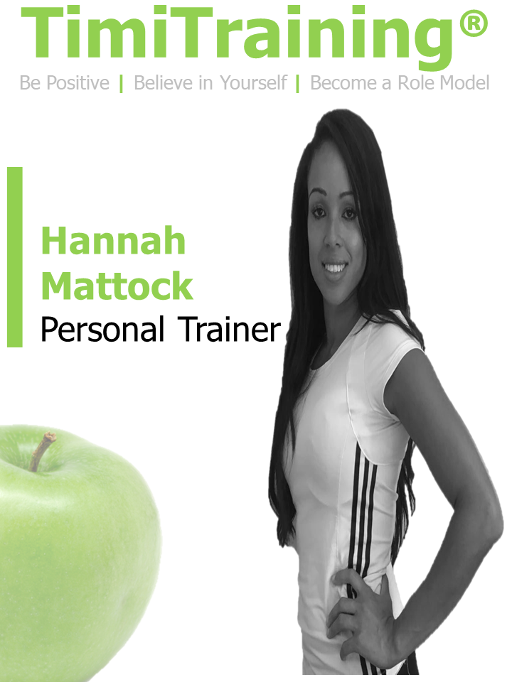Personal Trainer Shoreditch- Hannah