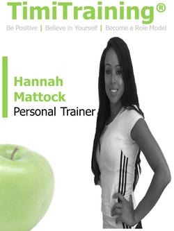Personal Trainer Kingston - Hannah