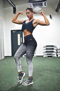 Sofia Shamimi Personal Trainer 2   TimiTraining