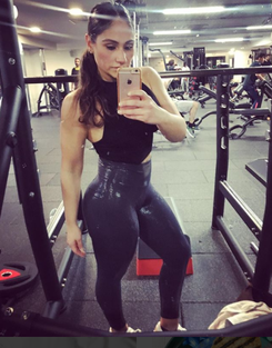 Michelle Martinez 19 | TimiTraining