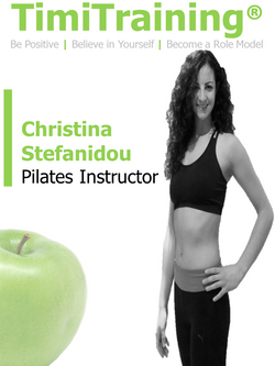 Pilates Instructor Kingston