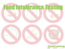 Food ntolerance Testing, Food Intolerance test, TimiTraining