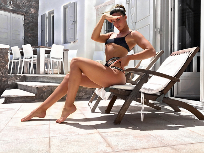 Sofia Shamimi Personal Trainer 3 | TimiTraining
