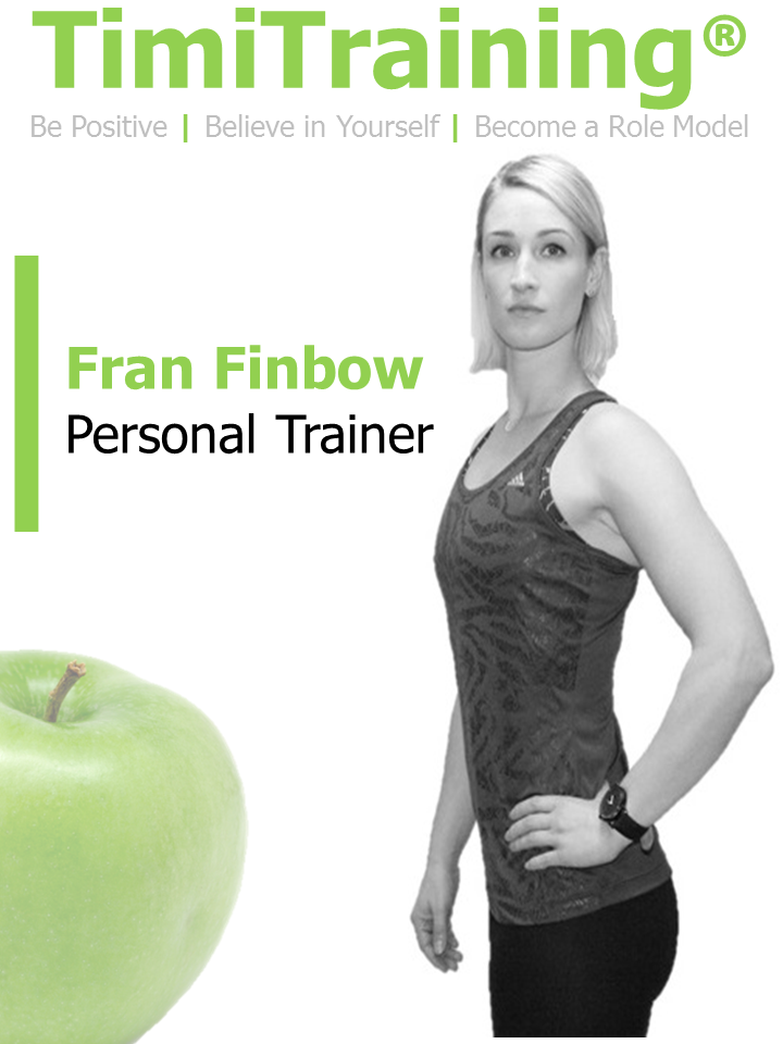 Personal Trainer Shoreditch - Fran