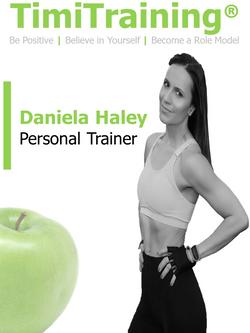Personal Trainer Kingston - Daniela