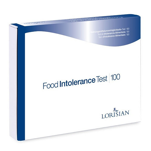 100 Food Intolerance Testing Kit by Lorisia