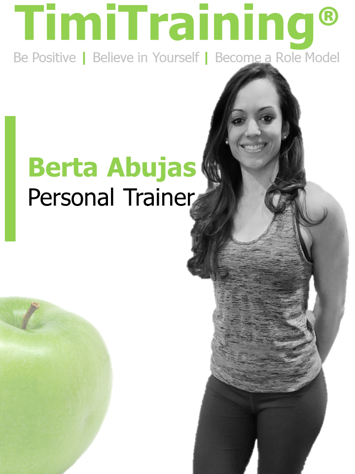 Personal Trainer Shoreditch- Anais