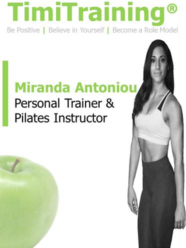 Miranda Antoniou  | TimiTraining