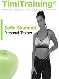 Sofia Shamimi Personal Trainer   TimiTraining