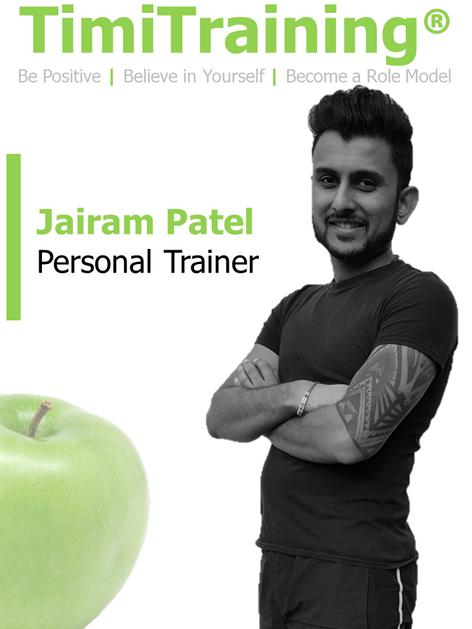 Jairam Patel 1   TimiTraining