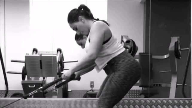 Michelle Martinez 27 | TimiTraining