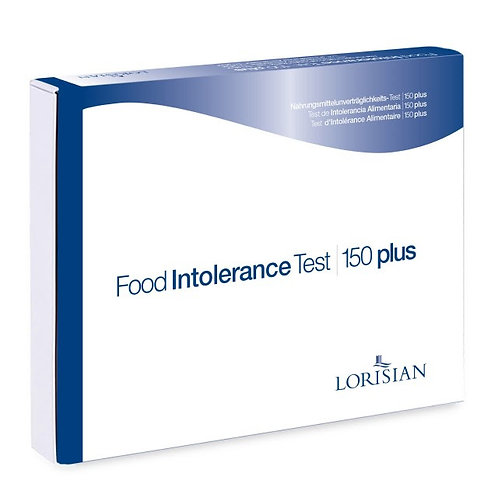 150 plus Food Intolerance Testing Kit by Lorisian