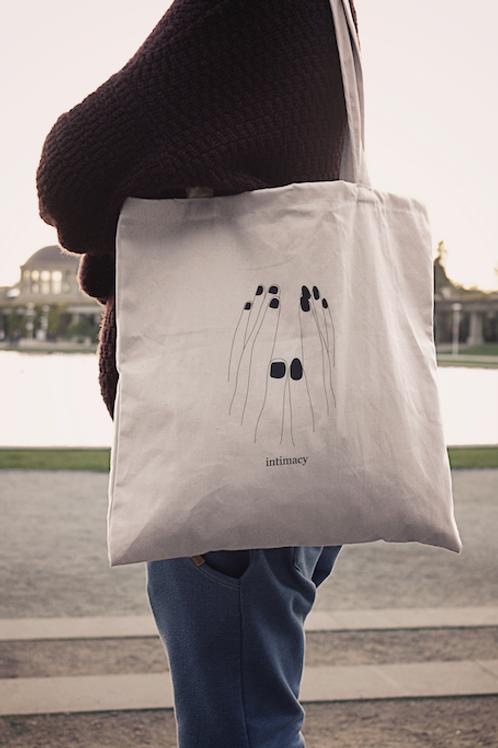 'Intimacy' Tote Bag