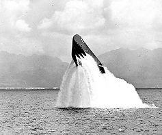 USS Pickerel 1952