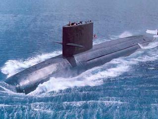 USS Bonefish SS-582 - 1988
