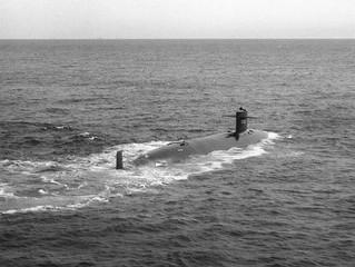 USS Thresher: Latest Analysis