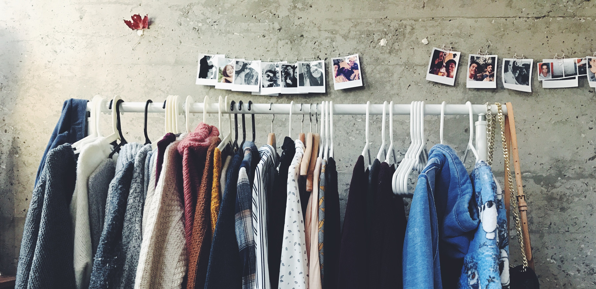 Banco de roupa