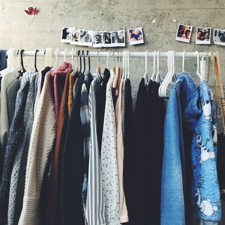 What clothes you should stop buying if you want to stop decluttering