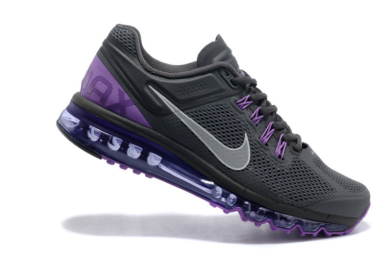 sports shoes 00b9c 94f89 83241 19aad  get grey and purple air max 2013 86305 783a6